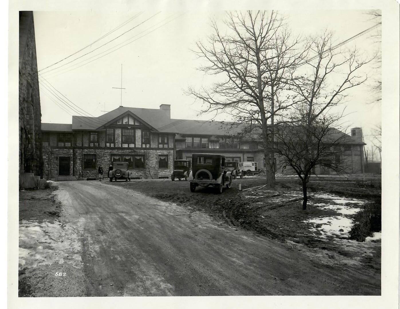 Winnetka Community House circa 1920