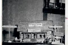 Model of Patterson Tavern