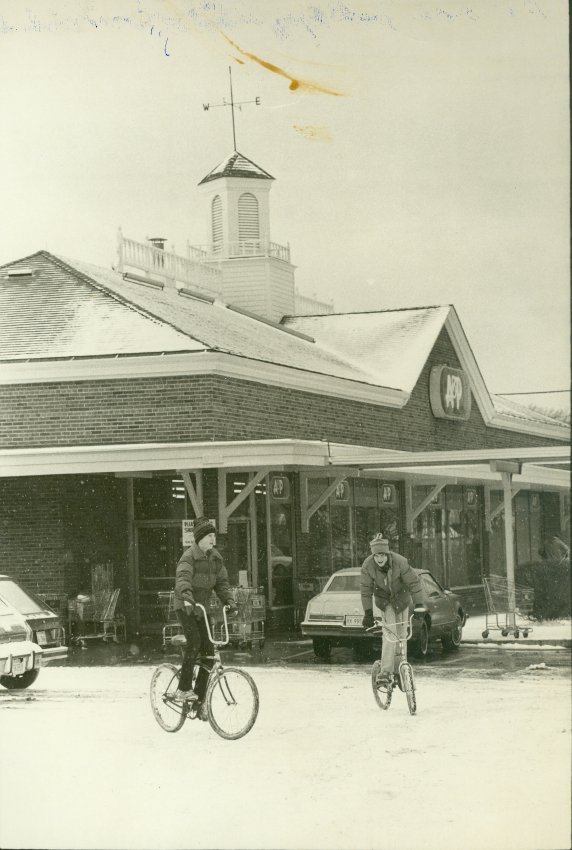 A&P Grocery, 1980