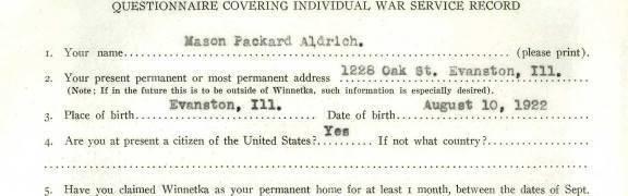 Aldrich-War-Record-1