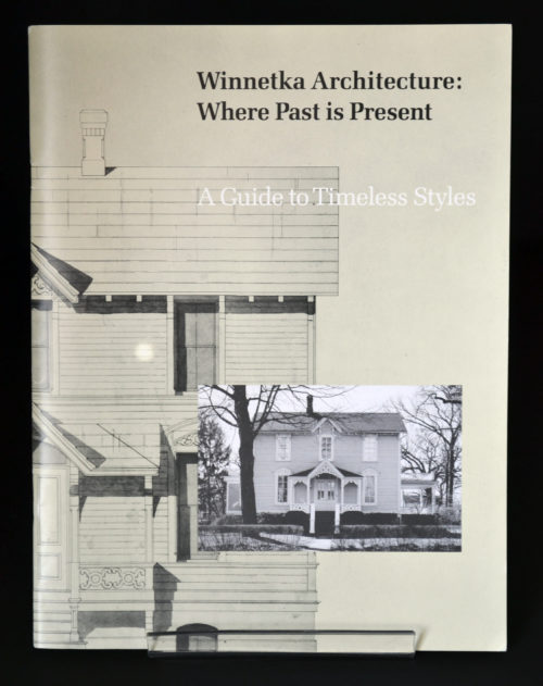 Winnetka Architecture Book