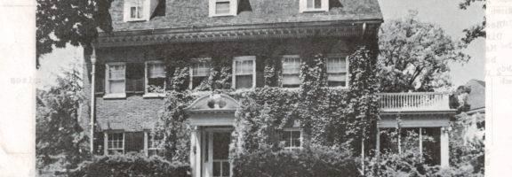 660 Prospect in 1971