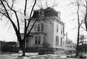 Willson house