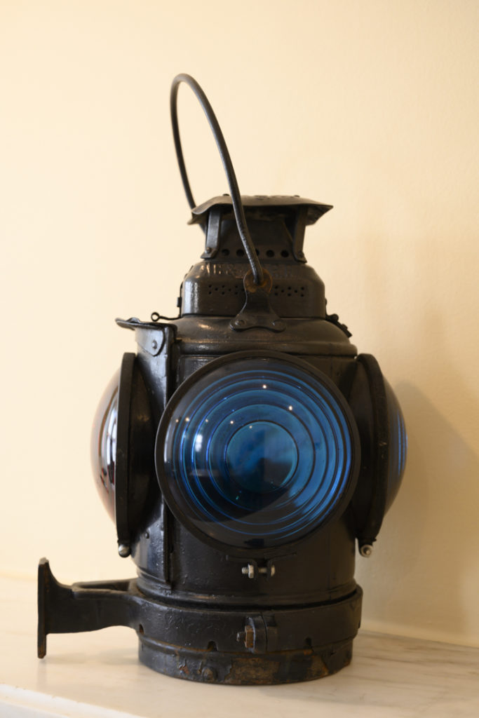 Railroad Lamp