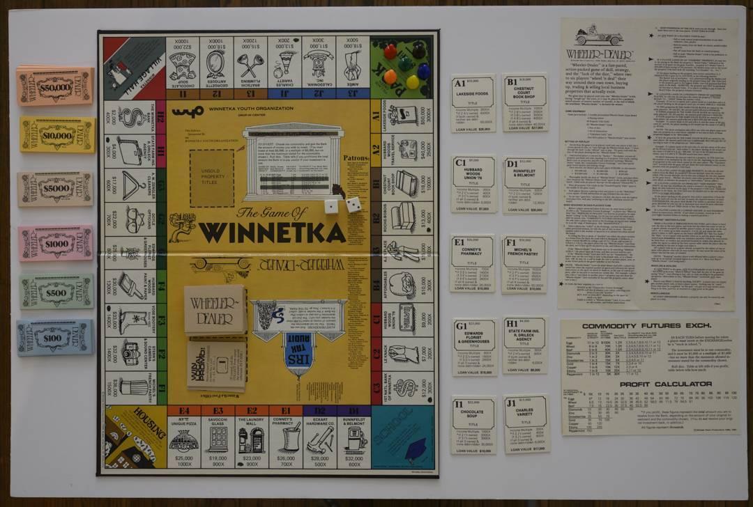 Game of Winnetka